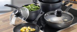 В чём разница между сотейником и сковородой