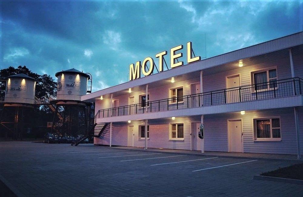 Мотель.