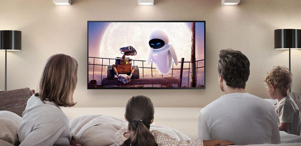 Цифровое телевидение.