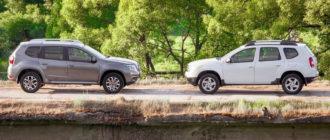 Отличия Nissan Terrano от Renault Duster.
