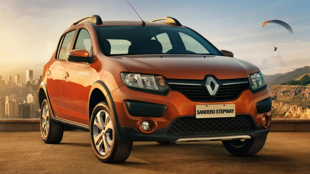 Renault Sandero Stepway.