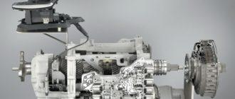 Роботизированная коробка передач.