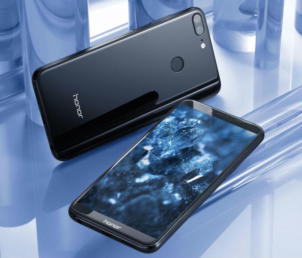 Huawei Honor 9 Lite.