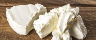 Сыр филадельфия.