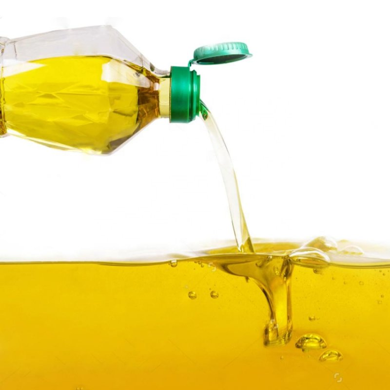Рафинированное масло.