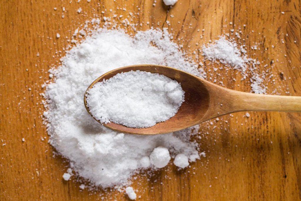 Поваренная соль.