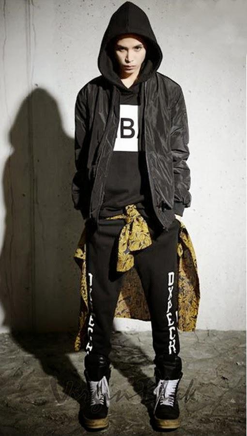 Хип-хоп одежда.
